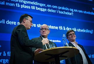 Rektorar får kritikk for å forhandle fram ei «akademisk mørketid»