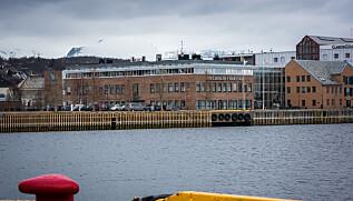 UiTs campus i Harstad. Foto: Skjalg Bøhmer Vold
