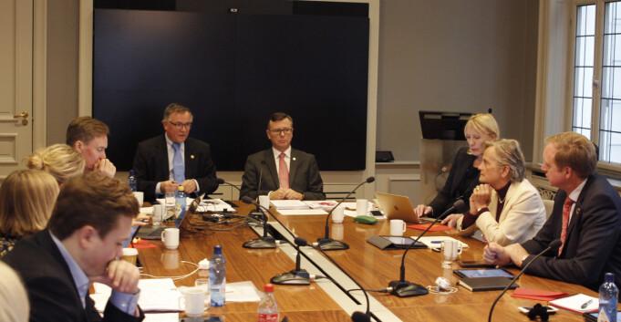 Fire nye vedtak om eierskap i Khrono