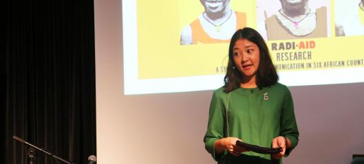 SAIH-leder kritiserer Nybø for instagrampost fra Sør-Afrika