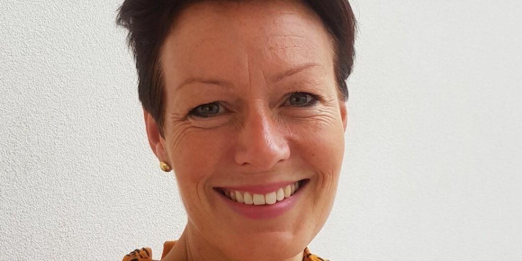 Line Henriette Holten er ny generalsektretær for 76.500 teknologer og 130 ansatte i masterforeningen Tekna.