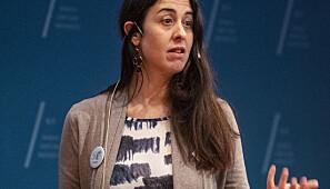 Victoria Tsoukala, Policy officer i EU-kommisjonen. Foto: David Jensen / UiT
