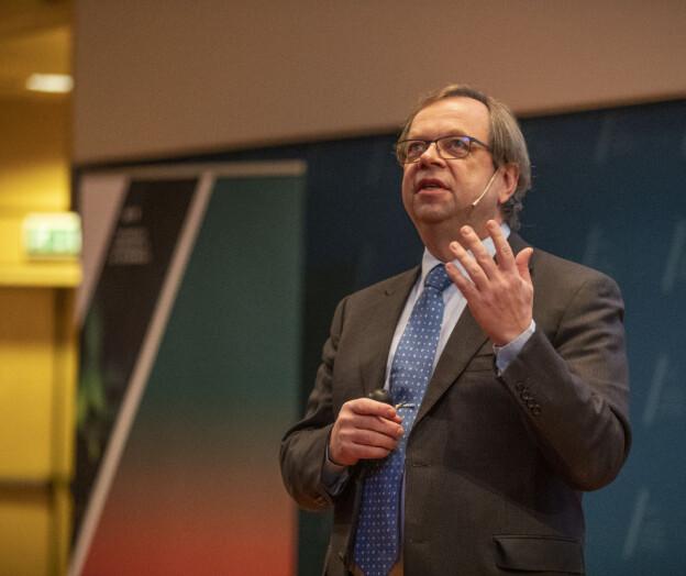 Kenneth Ruud blir ny adm. dir. i forskningsinstitutt