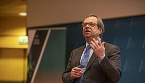 Kenneth Ruud leder likestillings- og mangfoldsutvalget ved UiT.