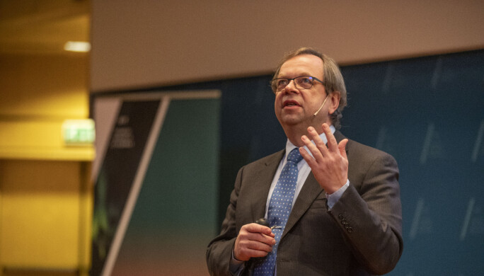 Kenneth Ruud er prorektor ved Norges tredje beste universitet, ifølge THEs rangering.