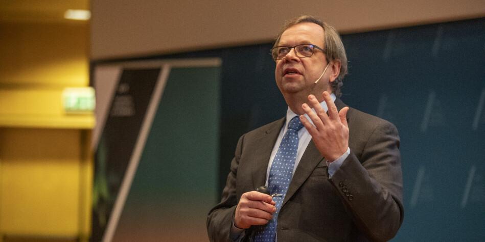 Kenneth Ruud er prorektor ved UiT. Foto: David Jensen/UiT