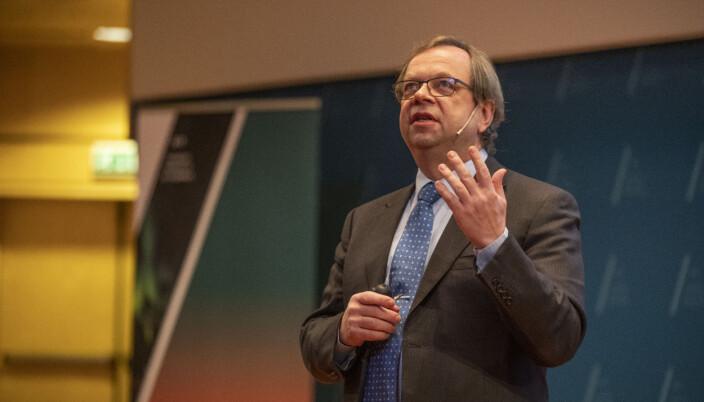 Kenneth Ruud er leder av UHR-Forskning.