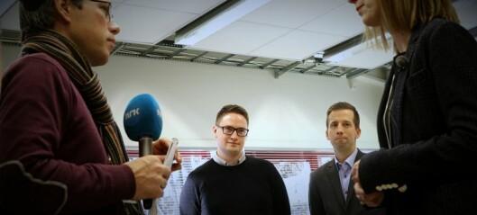 Nybø ville lære om praksis hos Universitetet i Sørøst-Norge