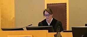 Dommer Elisabeth Jordan Ramstad. Foto: Tove Lie
