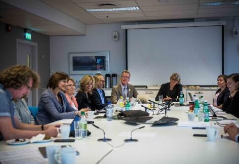 Nye prorektorer og 2,5 mrd på dagsorden