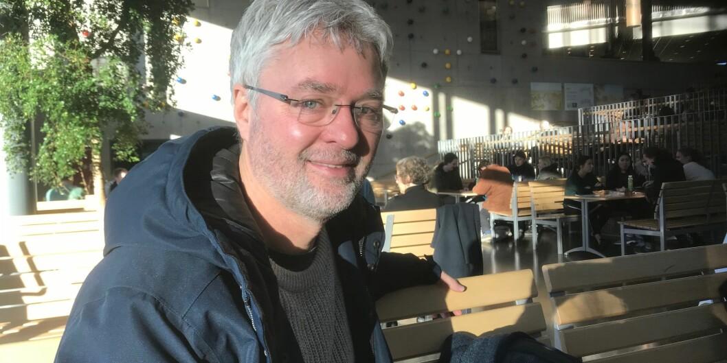 Førsteamanuensis Svein Tuastad ved Universitetet i Stavanger stemte imot at Langeland skulle få sparken fra UiS. Arkivfoto: Tove Lie