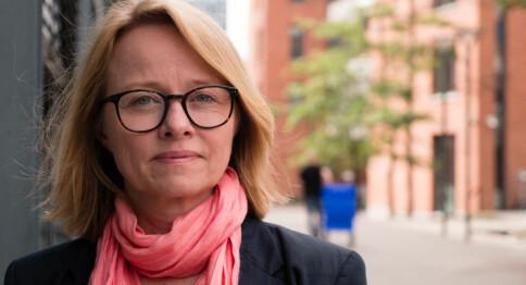 Forskningsdirektør Sverdrup på OsloMet er «fristilt» og slutter på nyåret