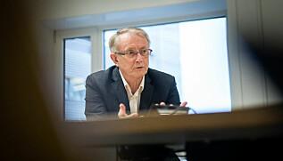 Arvid Hallén har ledet utvalget som har evaluert Senter for velferds- og arbeidslivsforskning (SVA).