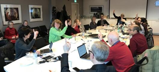 OsloMet-styret sa ja til avtale: Khrono tredobler og kan åpne Brussel-kontor
