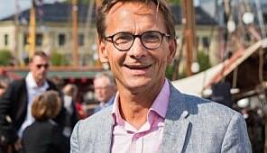 Christen Krogh, prorektor på Høyskolen Kristiania mener det er en god ide å å etablere enda mer langsiktige forhold til studentene. Foto: Siri Øverland Eriksen