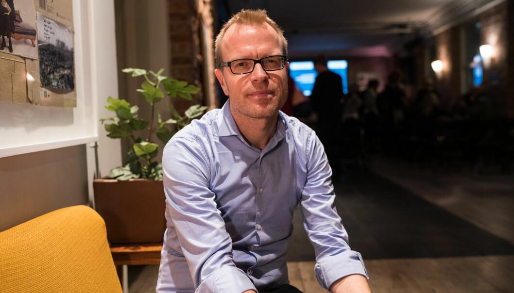 Fredrik Bondestam mener man ikke kan innføre regler dersom ikke brudd på reglene får noen konsekvenser. Foto: Ketil Blom Haugstulen