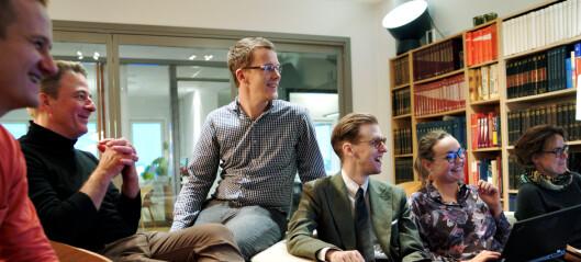 Disse akademikerne har bidratt mest til Store norske leksikon i år