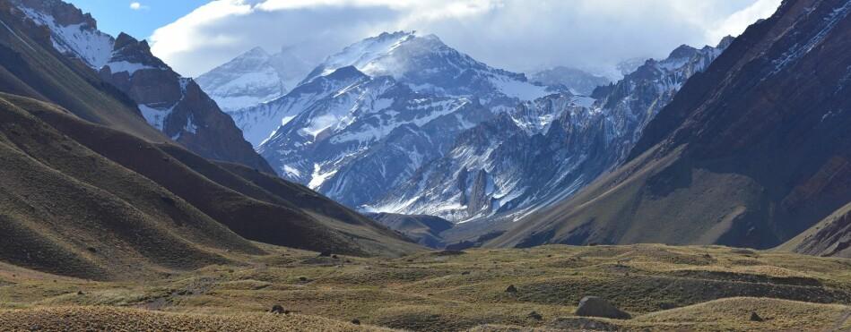 Sør-Amerikas høyeste fjell. Foto: Pixabay