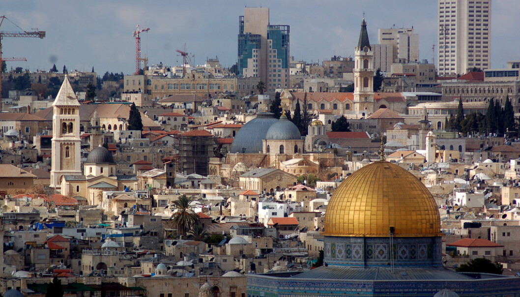 Jerusalem. Foto: Dan/Flickr