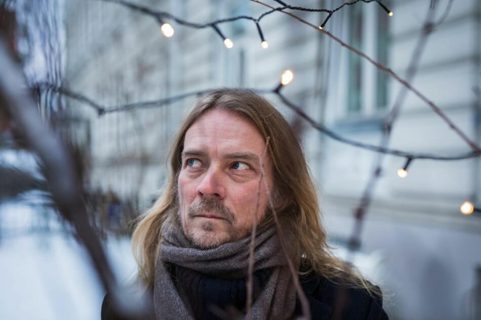 Psykolog Peder Kjøs. Foto: Siri Øverland Eriksen