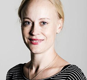 Ingrid Lossius Falkum. Foto: UiO