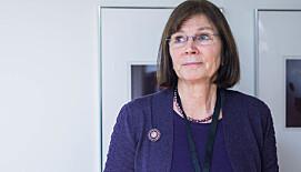 Toril Johansson – avtroppende ekspidisjonssjef Kunnskapsdepart