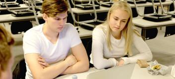 1500 studenter med i digital masseundervisning
