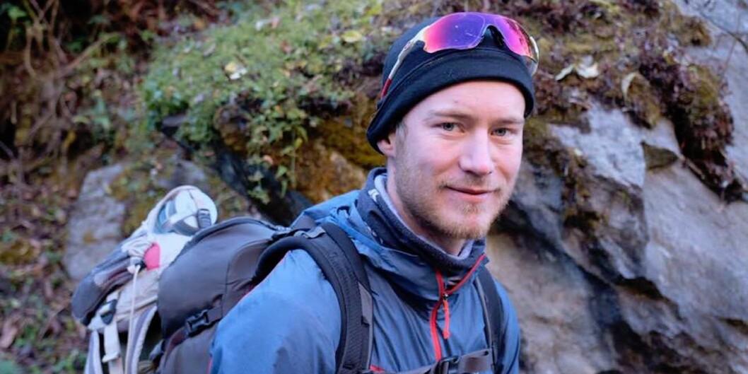 Sykepleiestudent Njål Viken omkom i snorkleulykke på Sri Lanka. Foto: Privat