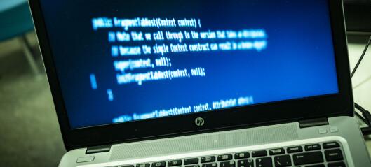 Ber universiteter og høgskoler om å skjerpe datasikkerheten