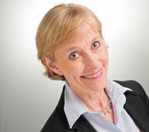 Adm.dir i SiO, Lisbeth Dyrberg, er landets best betalte direktør for studentsamskipnadene. Foto: SiO