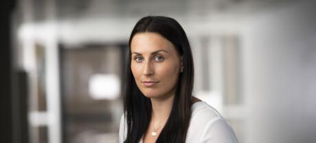 Nestleder Marte Øien vil bli leder av Norsk studentorganisasjon