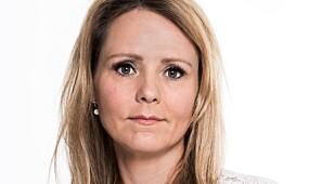 Barne- og likestillingsminster Linda Hofstad Helleland. Foto: Astrid Waller