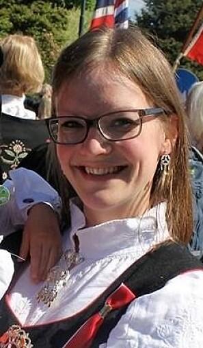 Kamilla Eikrem Nordmark er utdannet lærer. Hun takker studentbarnehage og studentbolig for at det gikk rundt i studietiden. Foto: Privat