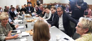 Nord ber departementet vurdere om valgreglementet er i strid med loven