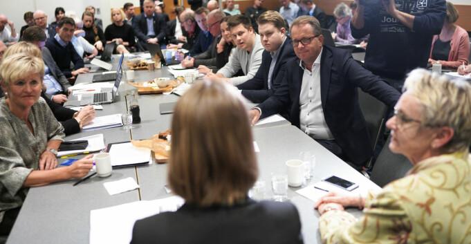 Styremøte ved Nord universitet: Ansatte kan miste jobben