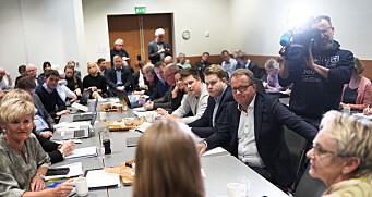 Nord ber KD vurdere om valgreglementet er i strid med loven