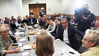 Nord ber departe-mentet vurdere om valgreglementet er i strid med loven