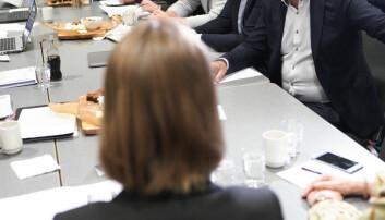 Styremøte: Ansatte kan miste jobben