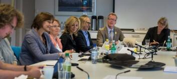 Styremøte på OsloMet er nå åpent
