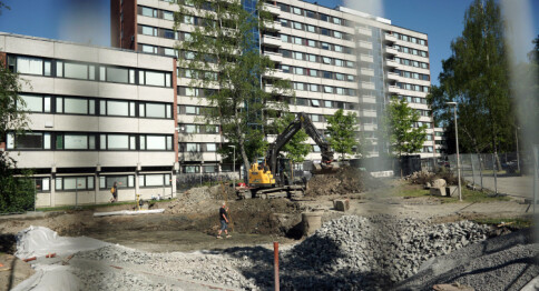 Ås: Bygger 650 av de 1448 nye studentboligene som fikk støtte
