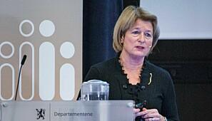 Rektor Anne Husebekk ved UiT Norges arktiske universitet vurderer også en rammeavtale med Equinor i tillegg til akademia-avtalen. Foto: Siri Ø. Eriksen