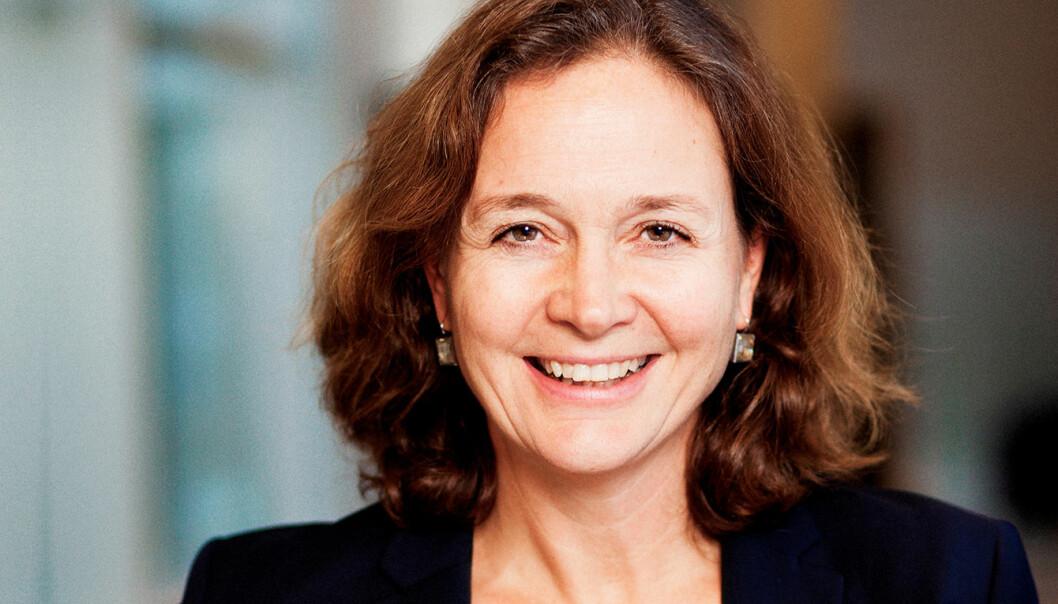 Hilde Tonne er ny styreleder i Forskningsrådet, et styre som vil holde fram med og gjøre sine vedtak bak ukkede dører. Foto: Rambøll