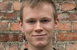 Leder Gaute Eiterjord i Natur og Ungdom. Foto: NU