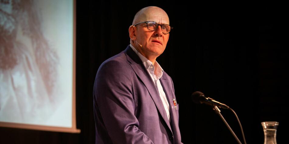 Dekan Morten Dæhlen sier at alle forskningsresultater som fremkommer ved bruk av midler fra avtalen med Equinor er åpent tilgjengelig for alle. Foto: Runhild Heggem