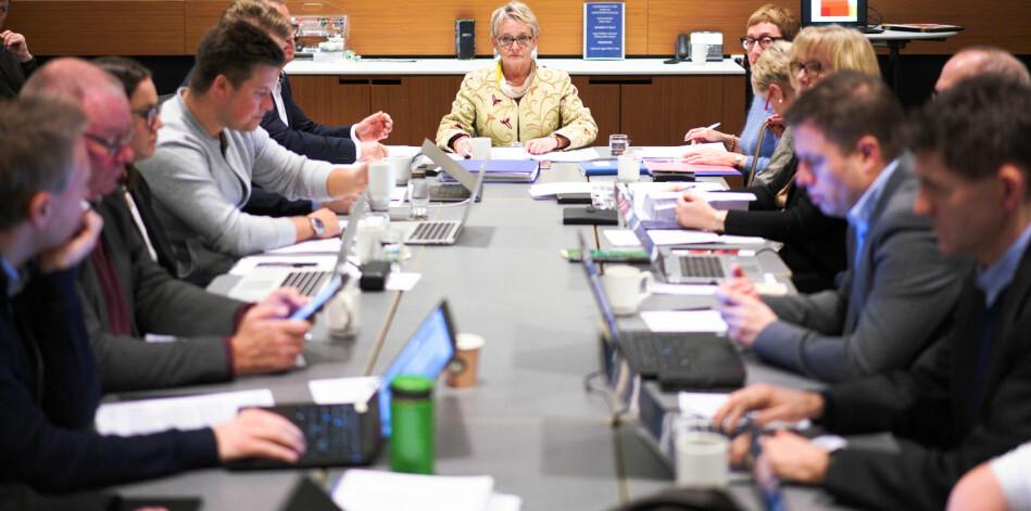Styret ved Nord universitet skal vedta nedbemanning ved lærerutdanninga på møte fredag. Foto: Ketil Blom Haugstulen