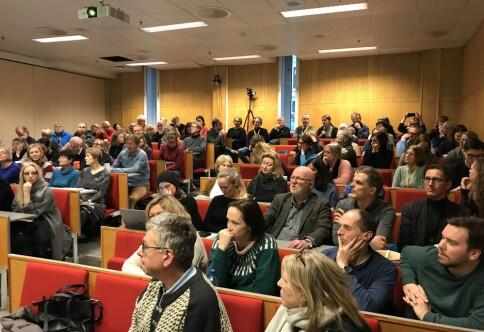 Demokratidebatt: Må se mer på tradisjonen OsloMet står i