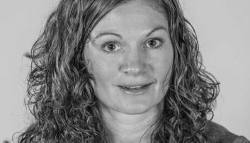 Heidi Marian Haraldsen stiller som prorektor. Foto: KHiO