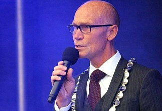 Steinar Kristoffersen valgt til rektor i Molde