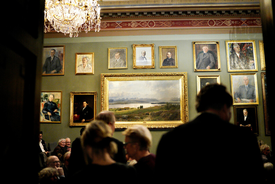 Finnes sjela selv i 2019, var spørsmålet til debatt i Det Norske Videnskaps-Akademi en januarkveld.