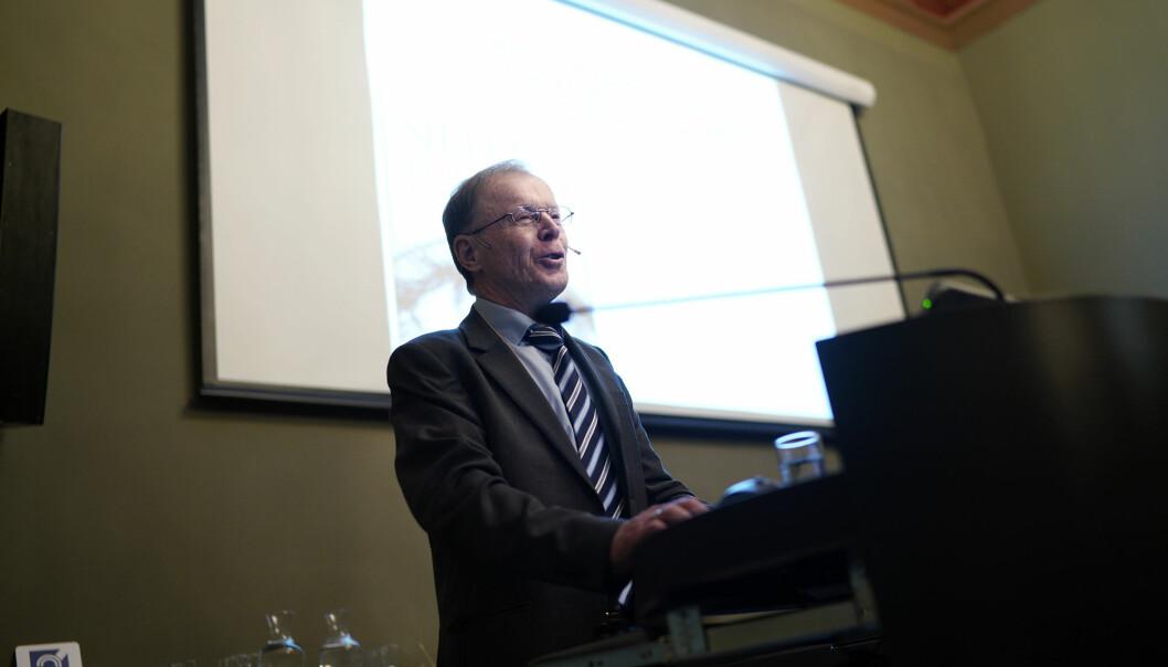 Ole Martin Høystad er professor emeritus ved Universitetet i Sørøst-Norge — Bø. I 2016 ga han ut boka <i>Sjelas betydning. En kulturhistorie.</i>